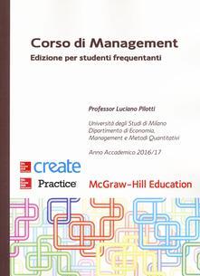 Listadelpopolo.it Corso di management. Edizione per studenti frequentanti Image
