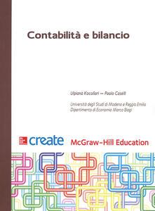 Contabilità e bilancio - copertina