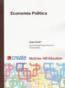 Economia politica - Sergio Ginebri - copertina