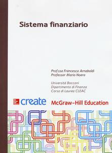 Sistema finanziario - copertina