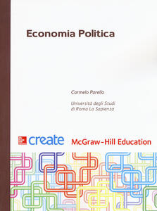 Economia politica - Carmelo P. Parello - copertina