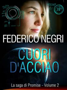 Cuori d'acciaio - Federico Negri - ebook