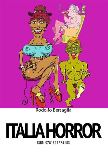 Italia Horror - Rodolfo Bersaglia - ebook