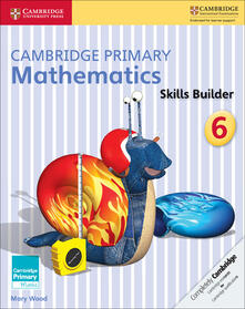 Cambridge Primary Maths - Mary Wood - cover