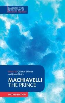 Machiavelli: The Prince - Niccolo Machiavelli - cover