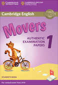 Libro in inglese Cambridge English Movers 1 for Revised Exam from 2018 Student's Book: Authentic Examination Papers