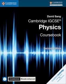 Cambridge International IGCSE - David Sang - cover