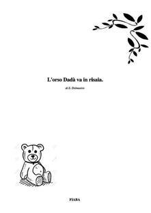 L' orso Dadà va in risaia - Elena Delmastro - ebook