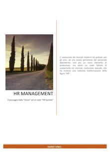 HR management. Il passaggio dalla «vision» ad un reale «HR system» - Dario Vinci - ebook