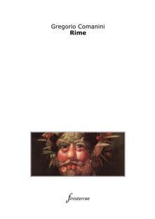 Rime - Daniele Lucchini,Gregorio d'Arezzo - ebook