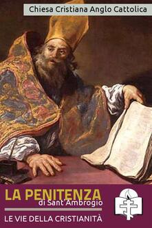 La penitenza - Ambrogio (sant') - ebook