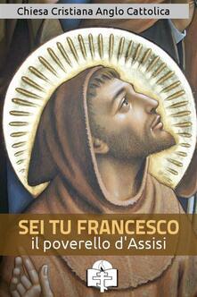 Sei tu Francesco il poverello - Le Vie della Cristianità,San Francesco D'assisi - ebook