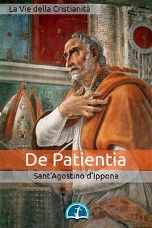 De Patientia - Agostino (sant') - ebook