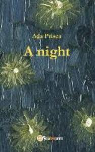 Night (A) - Ada Prisco - copertina