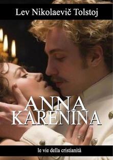 Anna Karenina - Lev Tolstoj - ebook