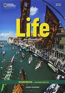 Winniearcher.com Life pre-intermediate. Workbook. Without key. Per le Scuole superiori. Con e-book. Con espansione online. Con CD-Audio Image