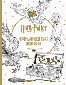 Libro in inglese Harry Potter Coloring Book  - Scholastic