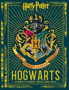 Libro in inglese Hogwarts: A Cinematic Yearbook (Harry Potter)  - Scholastic