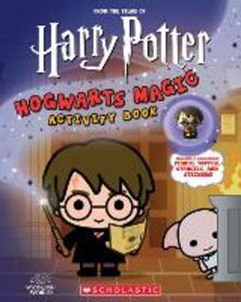 Harry Potter: Hogwarts Magic! Book with Pencil Topper - Terrance Crawford - cover