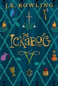 The Ickabog - J K Rowling - cover