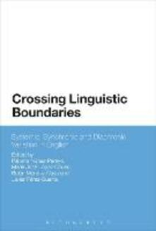 Crossing Linguistic Boundaries: Systemic, Synchronic and Diachronic Variation in English - cover
