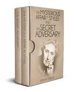 Ebook The mysterious affair at Styles-The secret adversary Agatha Christie
