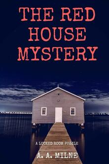 Thered house mystery