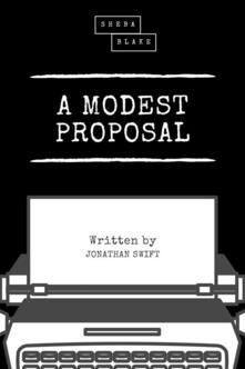 Amodest proposal