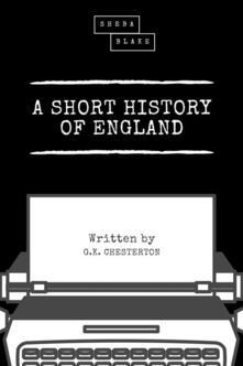 Ashort history of England