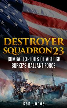 Destroyer Squadron 23 (Annotated)