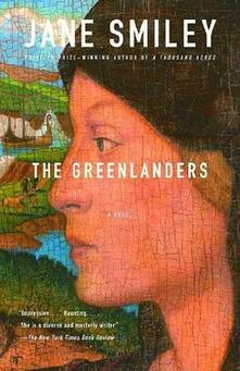 The Greenlanders - Jane Smiley - cover