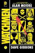 Libro in inglese Watchmen Alan Moore