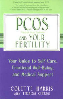 PCOS and Your Fertility - Colette Harris - cover