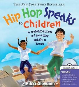 Foto Cover di Hip Hop Speaks to Children: A Celebration of Poetry with a Beat, Libri inglese di  edito da Sourcebooks, Inc