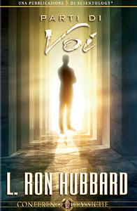 Parti di voi - L. Ron Hubbard - copertina