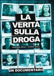La verità sulla droga. DVD - copertina