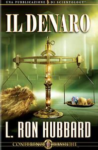 Denaro. CD Audio - L. Ron Hubbard - copertina