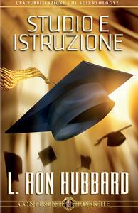 Studio e istruzione. CD Audio - L. Ron Hubbard - copertina