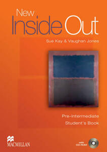 New inside out. Pre-intermediate. Teacher's book. Per le Scuole superiori. Con CD-ROM