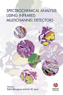 Spectrochemical Analysis Using Infrared Multichannel Detectors - cover