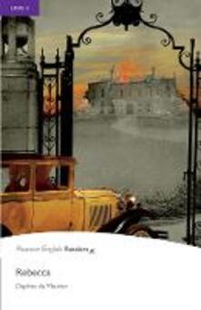 Level 5: Rebecca - Daphne Du Maurier - cover