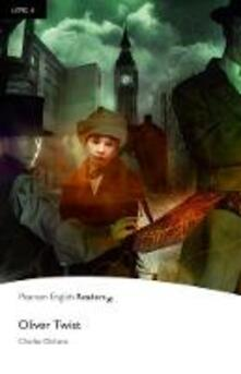 Level 6: Oliver Twist - Charles Dickens - cover