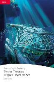 Level 1: 20,000 Leagues Under the Sea Book and CD Pack: Industrial Ecology - Jules Verne - cover