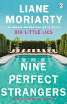 Nine Perfect Strangers - Liane Moriarty - cover
