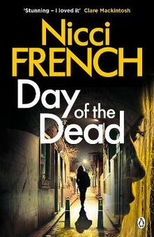 Day of the Dead: A Frieda Klein Novel (8) - Nicci French - cover