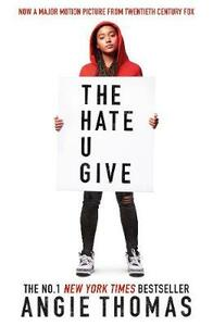The Hate U Give - Angie Thomas - cover