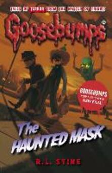 The Haunted Mask - R.L. Stine - cover