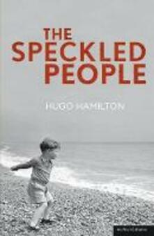 The Speckled People - Hugo Hamilton - cover