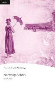 Level 6: Northanger Abbey Book and MP3 Pack - Jane Austen - cover