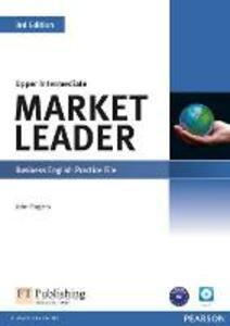 Market leader. Upper intermediate. Practice file. Con CD-ROM